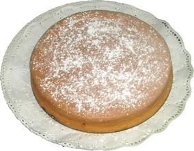 Torta de Santiago de Tunte